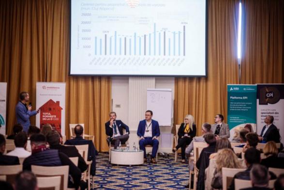 Prețurile apartamentelor au mai crescut în octombrie, în Cluj-Napoca cel mai mult